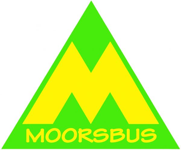 Timetable for Moorsbus Service M6 bus service